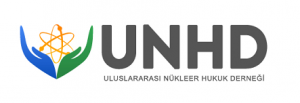 Logo Nuclear Law Association Turkey